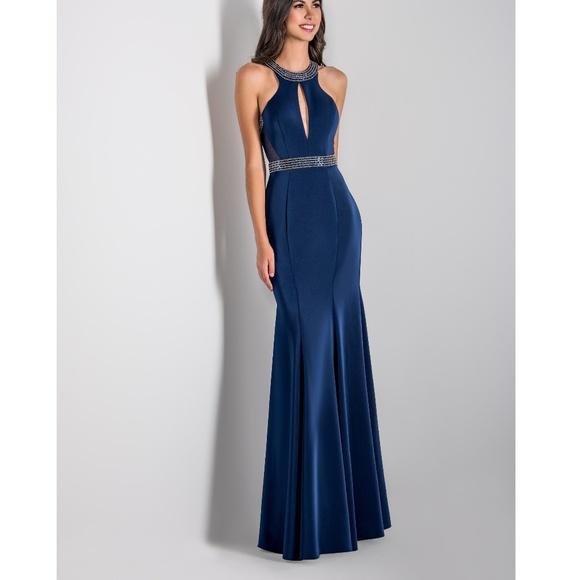 Stella Couture Dresses | Womens Elegant Prom Long Dress | Poshmark